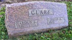 Ruth Ellen <i>Hocker</i> Clark