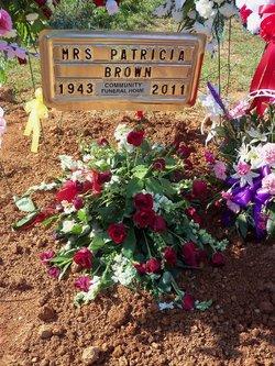 Patricia Edaleen <i>Harris</i> Brown