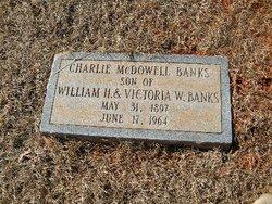 Charlie McDowell Banks