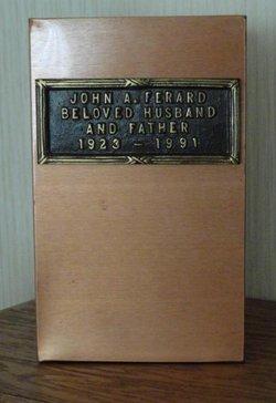 John Angus Ferard