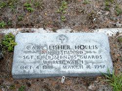 Carl Fisher Hollis