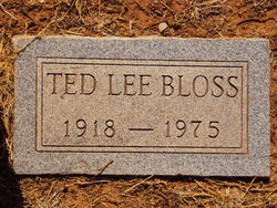 Ted Lee Bloss