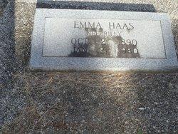Emma Johanna <i>Riley</i> Haas
