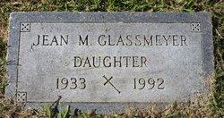 Jean M. Glassmeyer