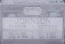 Mary Violet <i>Colmery</i> Johnson
