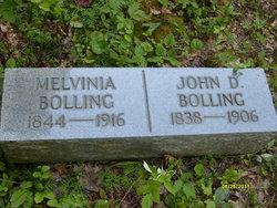 Melvina Jane Winnie <i>Craft</i> Bolling