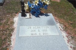 J B Albritton