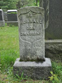 Sgt George Ball