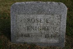 Rosa Eliza Rose <i>Hickox</i> Knight
