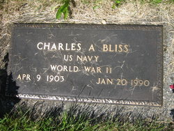 Charles A. Bliss
