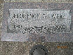 Florence Georgia <i>White</i> Avery