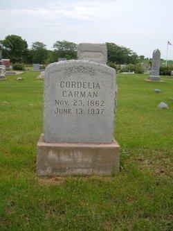 Cordelia <i>Pettit</i> Carman