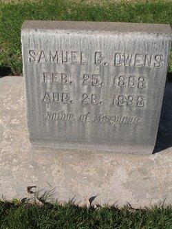 Samuel Gassiway Owens