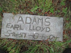 Earl Lloyd Adams