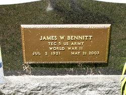 James W. Jim Bennitt