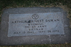 Arthur Ernest Duran