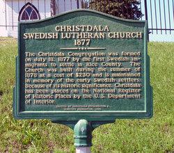 Christdala Evangelical Swedish Lutheran Church