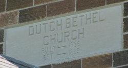 Dutch Bethel Cemetery