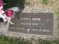 Doris L. <i>King</i> Beier