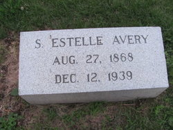 Sarepta Estelle Avery