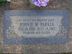 Johnie William Parker