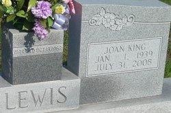 Joan <i>King</i> Lewis