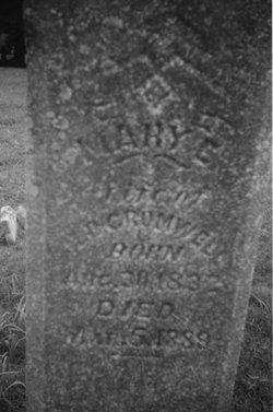 Mary Elizabeth <i>Curtis</i> Cromwell