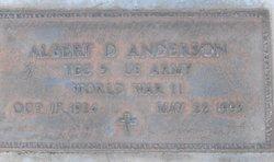 Albert David John Anderson