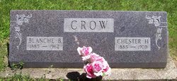 Chester H Crow