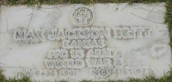 Max Jackson Britt