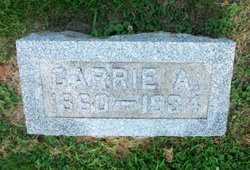 Carrie A. <i>Pettit</i> Cowles