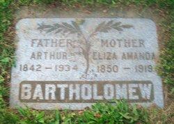Arthur Francis Bartholomew