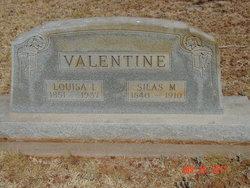 Louisa Isabell <i>Lewis</i> Valentine