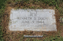 Kenneth Spurling Dixon