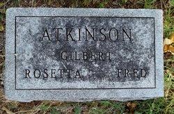 Rosetta Atkinson
