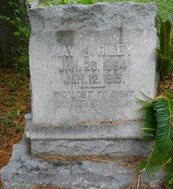 May J. Riley