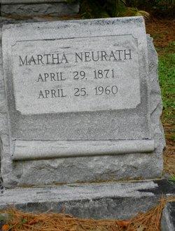 Martha <i>Brandt</i> Neurath