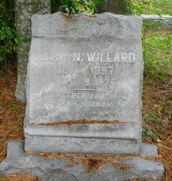 Alma <i>Neurath</i> Willard