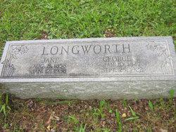 Jane Ginsey <i>Pittman</i> Longworth