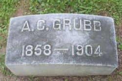 Albert Curtis Grubb