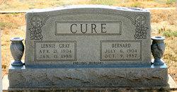 Lennie <i>Gray</i> Cure