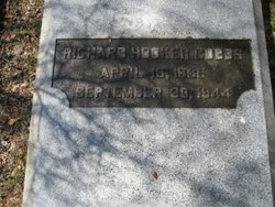 Richard Hooker Cobbs, Jr