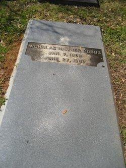 Nicholas Hamner Cobbs