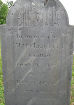 Mary Leavitt