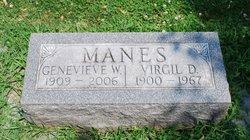 Virgil Dresser Manes