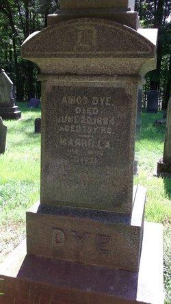 Marrilla Dye