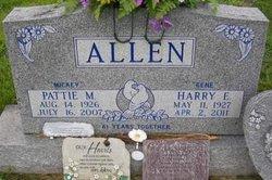 Harry Eugene Gene Allen