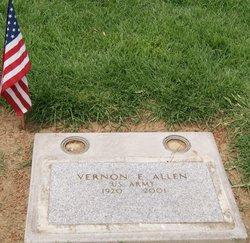 Vernon E Allen