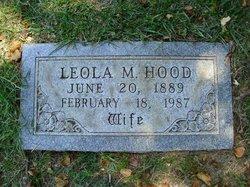 Leola <i>Marshall</i> Hood