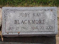 Judy Kay <i>Pottinger</i> Blackmore